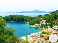Travelco Magnificent east coast cruise swimming at the Durrells' coves