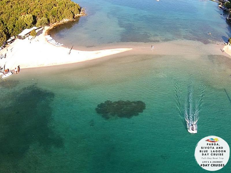 Travelco Parga, Sivota islands and Blue lagoon