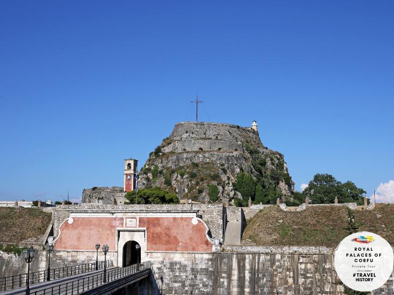 Travelco Royal palaces of Corfu