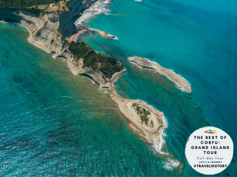 Travelco The best of Corfu grand island tour